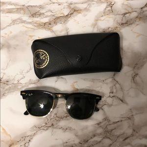Ray Ban Club Master Sunglasses Black